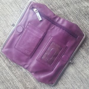 HOBO | Folding Leather Wallet